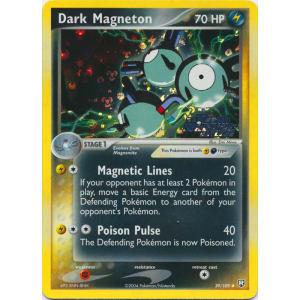 Dark Magneton - 39/109 (Reverse Foil)