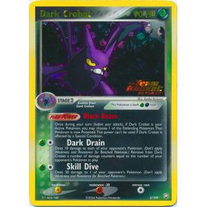 Dark Crobat - 3/109 (Reverse Foil)