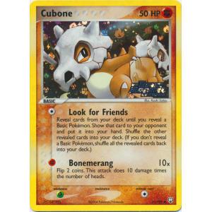 Cubone - 51/109 (Reverse Foil)