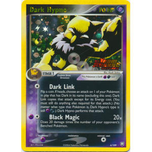 Dark Hypno - 6/109 (Reverse Foil)