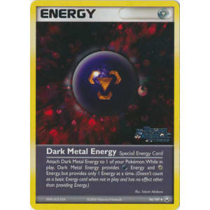 Dark Metal Energy - 94/109 (Reverse Foil)