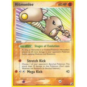 Hitmonlee - 25/115