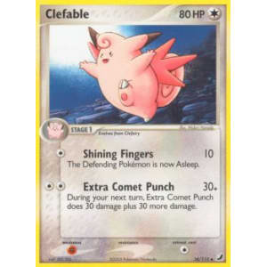 Clefable - 36/115