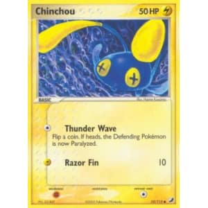Chinchou - 52/115