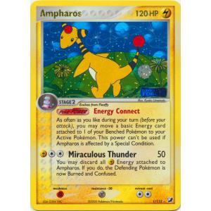 Ampharos - 1/115 (Reverse Foil)
