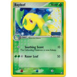 Bayleef - 35/115 (Reverse Foil)