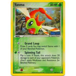Yanma - 50/115 (Reverse Foil)
