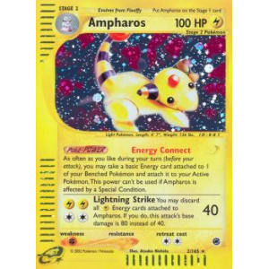 Ampharos - 2/165