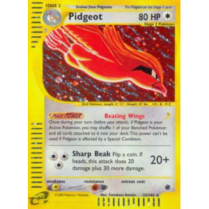 Pidgeot - 23/165