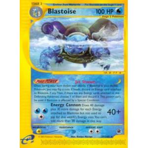 Blastoise - 37/165