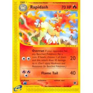 Rapidash - 62/165