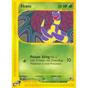 Ekans - 108/165