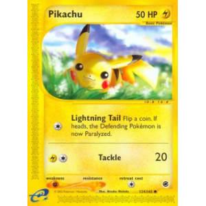 Pikachu - 124/165