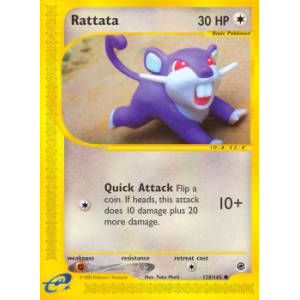 Rattata - 128/165