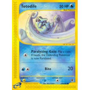 Totodile - 135/165