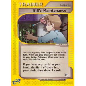 Bill's Maintenance - 137/165