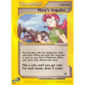 Mary's Impulse - 142/165