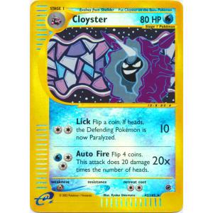 Cloyster - 42/165 (Reverse Foil)