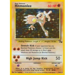 Hitmonlee - 7/62