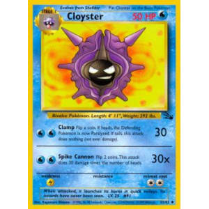 Cloyster - 32/62