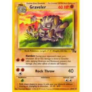 Graveler - 37/62
