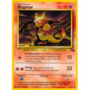 Magmar - 39/62