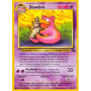 Slowbro - 43/62