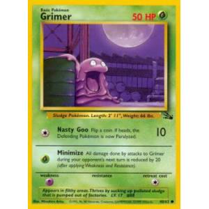 Grimer - 48/62