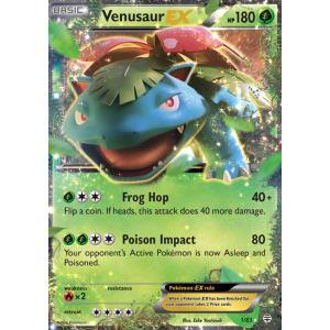 Venusaur-EX - 1/83