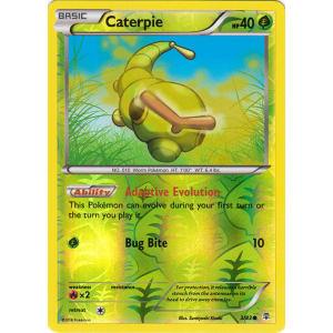 Caterpie - 3/83 (Reverse Foil)