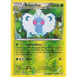 Butterfree - 5/83 (Reverse Foil)