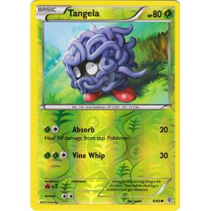 Tangela - 8/83 (Reverse Foil)