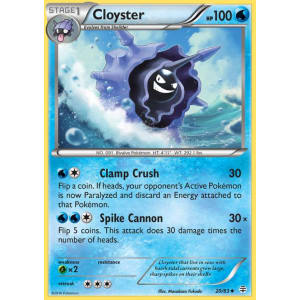 Cloyster - 20/83