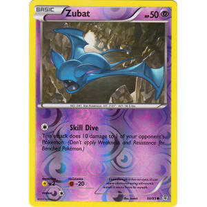 Zubat - 30/83 (Reverse Foil)
