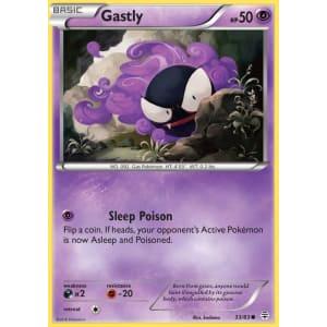 Gastly - 33/83