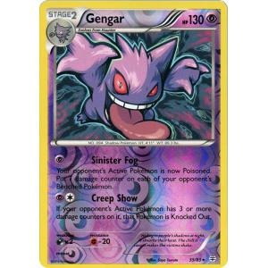 Gengar - 35/83 (Reverse Foil)