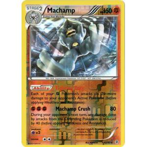 Machamp - 42/83 (Reverse Foil)