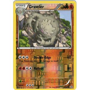Graveler - 44/83 (Reverse Foil)