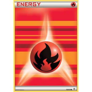 Fire Energy - 76/83