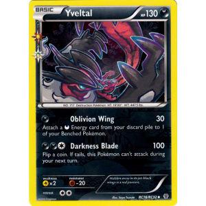 Yveltal - RC16/RC32