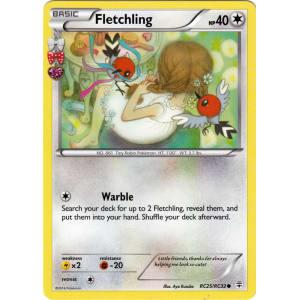 Fletchling - RC25/RC32