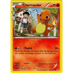 Charmander - RC3/RC32