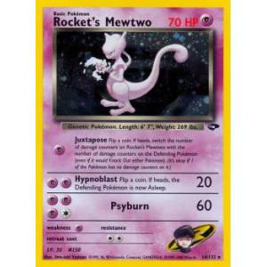 Rocket's Mewtwo - 14/132