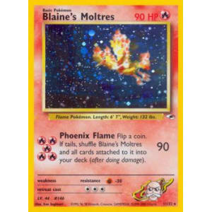 Blaine's Moltres - 1/132