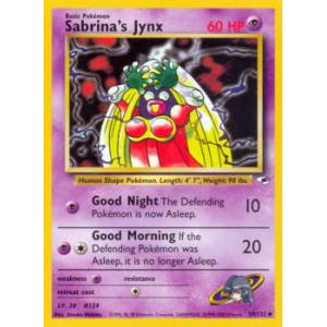 Sabrina's Jynx - 59/132