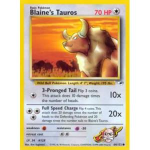 Blaine's Tauros - 64/132