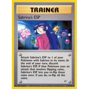 Sabrina's ESP - 117/132