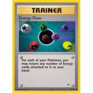 Energy Flow - 122/132