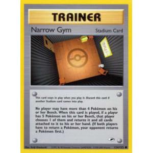 Narrow Gym - 124/132