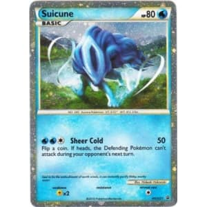 Suicune - HGSS21